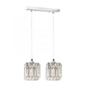38 Offres Transparent Double Comparer Verre Suspension Luminaire rtQCdsh