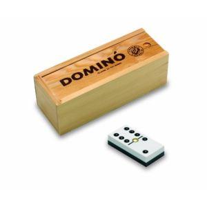 Cayro Dominos boite en bois