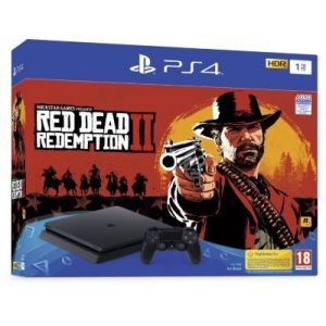 Sony Console PS4 1To Red Dead Redemption 2