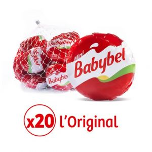 Babybel Mini - 20 fromages