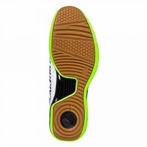 Salming Viper 5 Indoor Shoes - Men - White / Black - 48 2/3