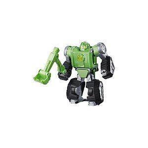 Hasbro Figurine 25 cm - Transformers Rescue Bots - Boulder Excavateur