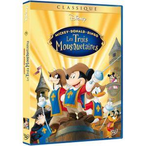 Les Trois Mousquetaires - de Donovan Cook (Walt Disney)