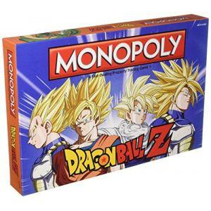 Monopoly Dragon Ball Z Edition