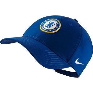 Nike Casquette réglable Dri-FIT Chelsea FC Legacy91 - Bleu - Taille Einheitsgröße - Unisex