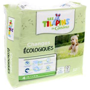 Les Tilapins couc s écologiques T4x32 couc s
