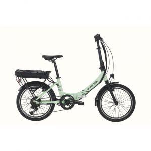 Wayscral Vélo Électrique Pliant Takeaway E100 20'' Vert (batterie Incluse)