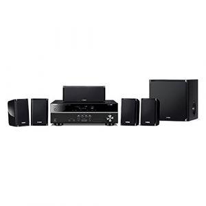 Yamaha YHT-1840 - Pack Ampli + enceintes Home Cinéma 5.1