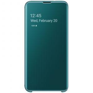 Samsung Etui S10E Clear View cover vert