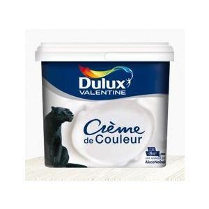 Dulux Valentine Peinture Crème de Couleur 2,5 Litres