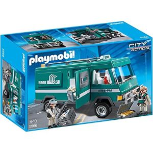 Playmobil 5566 City Action - Convoyeurs de fonds