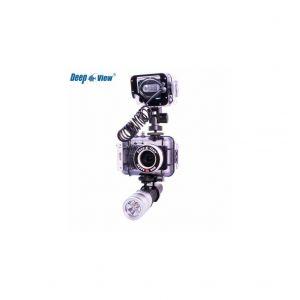 Fujifilm Finepix JX550 + Pack Plongée (Caisson étanche, lampe et flash)