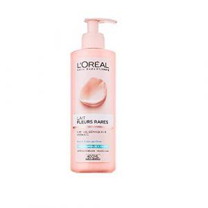 L'Oréal Fleurs Rares Lait Démaquillant Fraîcheur Peaux Normales à Mixtes 400ml