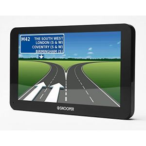 Snooper Truckmate Pro S6810 Europe - GPS poids lourd