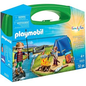 Playmobil 9323 - Valisette Campeurs Family Fun