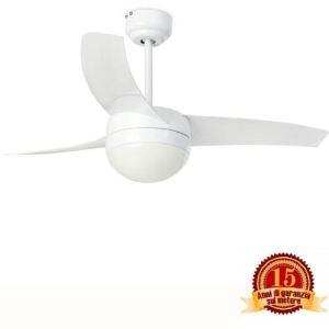 Faro Easy - Ventilateur de plafond lumineux 3 pales