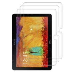 Kwmobile 15969 - 3 Films de protection pour écran Samsung Galaxy Note 10.1 P600 Edition 2014