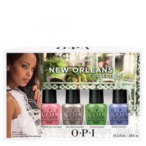 O.P.I New Orleans 4 vernis x 3.75 ml