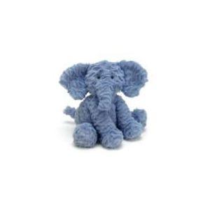 Jellycat Peluche Fuddlewuddle : Éléphant 23 cm