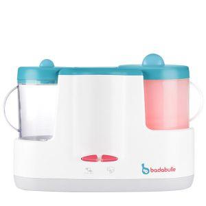 Badabulle B001005 - Robot cuiseur-mixeur Bébé Station