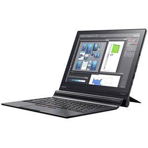 "Lenovo ThinkPad X1 Tablet 20KJ - Tablette - avec clavier détachable - Core i7 8550U / 1.8 GHz - Win 10 Pro 64 bits - 16 Go RAM - 512 Go SSD TCG Opal Encryption 2, NVMe - 13"" IPS écran tactile 3000 x 2000 (QHD+) - UHD Graphics 620 - Wi-Fi, Bluetooth - 4G -"