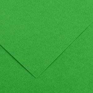 Canson 200040172 - Feuille Iris Vivaldi A4 185g/m², coloris vert franc 29