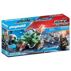 Playmobil Karts de police City Action 70577