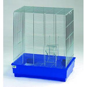 Fop It Cage pour Petits Animaux Écureuil Scoiattolo Luxe 66 X 45 X 76 cm L