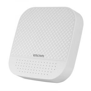 WeWoo 1080P 4CH + 2CH ONVIF NVR enregistreur vidéo numérique avec 2CH Cloud Channel pour système de caméra IP blanc