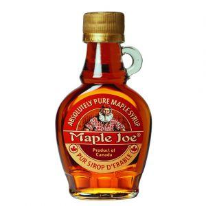 Maple joe Pur sirop d'érable - La bouteille de 150g