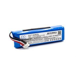 Vhbw Li-Polymère batterie 6000mAh (3.7V) pour haut-parleurs enceintes JBL Charge 2 Plus, Charge 2+, Charge 3