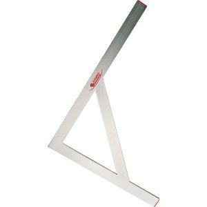 Taliaplast Équerre de maçon en aluminium soudée 100 x 60 mm %u2013 SOFOP 460905