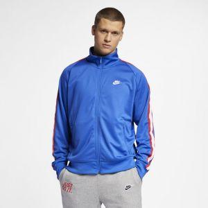 Nike Veste Sportswear N98 pour Homme - Bleu - Couleur Bleu - Taille L