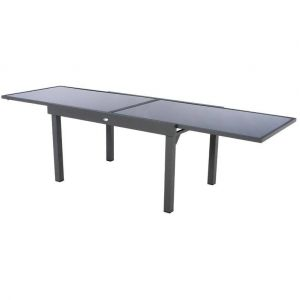 table de jardin extensible hesperide comparer 153 offres. Black Bedroom Furniture Sets. Home Design Ideas