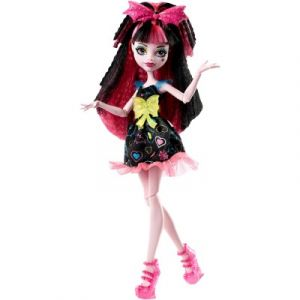 Mattel Monster High Coiffure électrisante : Draculaura
