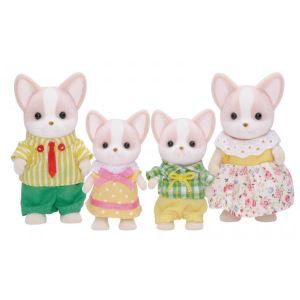 Epoch Sylvanian Families 3149 - Famille chihuahua