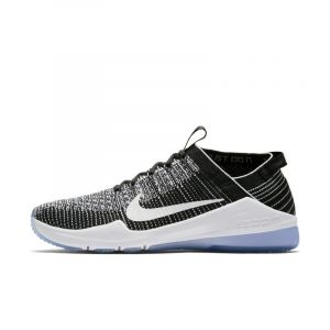 Nike Chaussure de training, boxe et fitness Air Zoom Fearless Flyknit 2 pour Femme - Noir - Taille 40