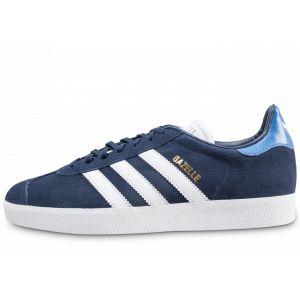 Adidas Gazelle velours Homme-40-Bleu Roi