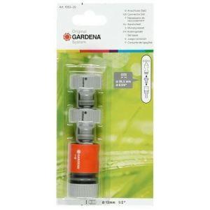 Gardena 1055-20 - Kit de raccordement
