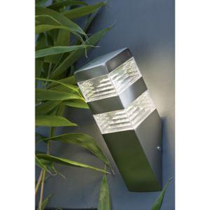 Lumihome DEC/AM64-ET - Applique extérieure pyramide 64 led en inox