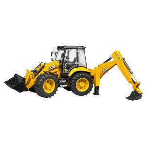 Bruder Toys 02454 - Tractopelle Jcb 5cx