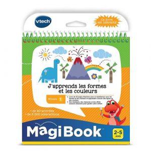 Vtech Magibook - J'apprends les formes et les couleurs