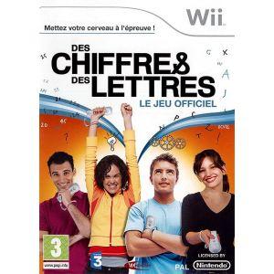 Des Chiffres et des Lettres [Wii]