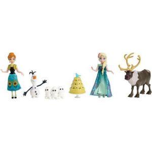 Coffret anniversaire Une Fête Givrée La Reine des Neiges