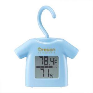 Oregon scientific CHS0012 - Thermomètre hygromètre avec barre de confort à 5 niveaux, avec accroche