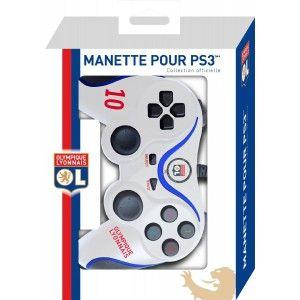 Manette Olympique Lyonnais pour PS3 [PS3]