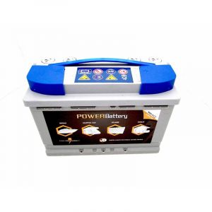 AGM Power battery Batterie décharge lente 12v 88ah