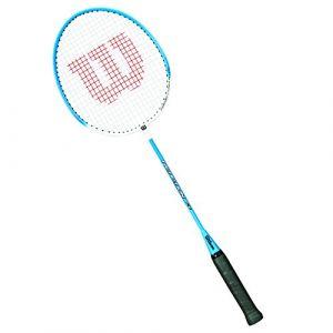 Wilson Raquettes de badminton Reaction 70 - Blue / White - Taille 4