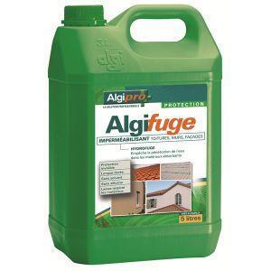 Algimouss Algifuge - Imperméabilisant toiture mur et façade bidon de 5 litres