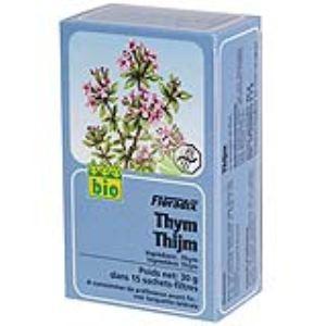 Salus Tisane Floradix Thym Bio